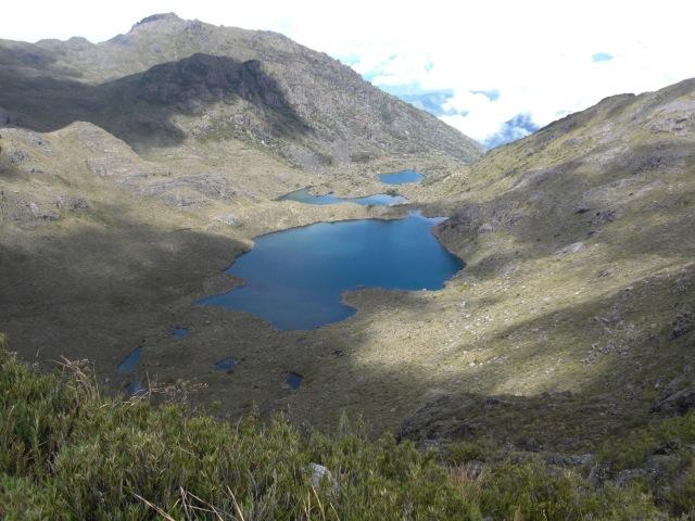 chirripo-lakes