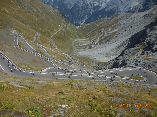 Stelvio Switchbacks