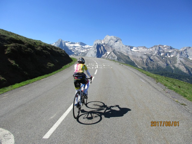 Aubisque - nearing top