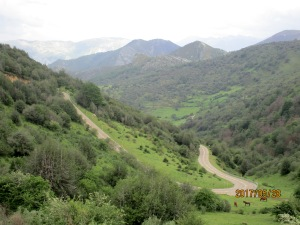 Pto de San Lorenzo - East