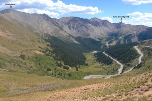 Loveland Pass to A-Basin1