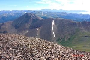 Mt Guyot Ridge1