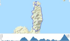 Cap Corse Loop